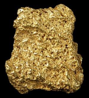 Gold nug
