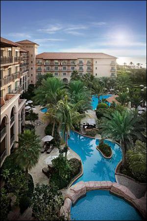 Ritz Carlton, Dubai
