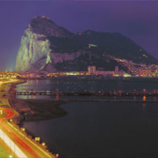 Rock of Gibraltar - Move money offshore