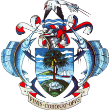 Coat of arms of Seychelles
