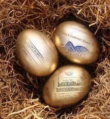 golden eggs offshore