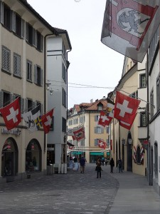 Poststrasse, Chur, Switzerland