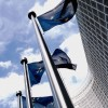 European flag outside the Commission - VAT article
