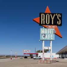Roy's Cafe & Motel, Amboy (California, USA)