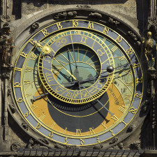 The Prague astronomical clock (in Old Town Square) was installed in 1410 by clock-makers Mikuláš of Kadaň and Jan Šindel, and is the oldest functioning Astronomical clock in the world - Rule of Law and Freedom