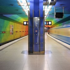 Munich subway station Candidplatz - Offshore Investment