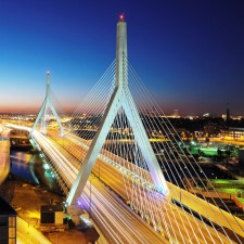 Leonard P. Zakim Bunker Hill Bridge - Boston, MA - Capital Asset
