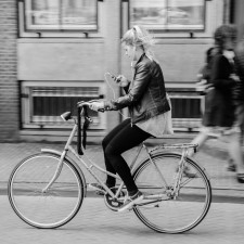 Cycling in Amsterdam - Investment Account