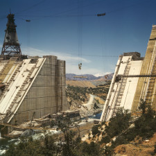 Shasta Dam under construction, California - Automatic Exchange of Information